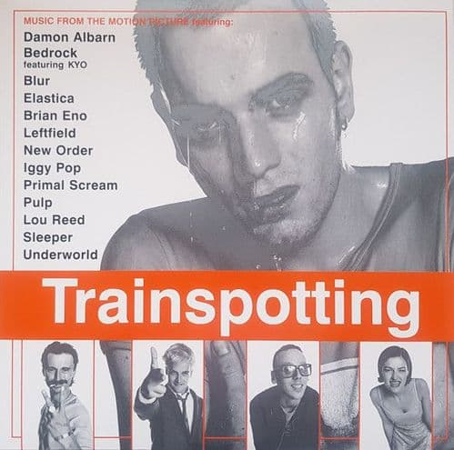 Various<br>Trainspotting (Music From The Motion Picture)<br>2LP, Comp, RE, 180g